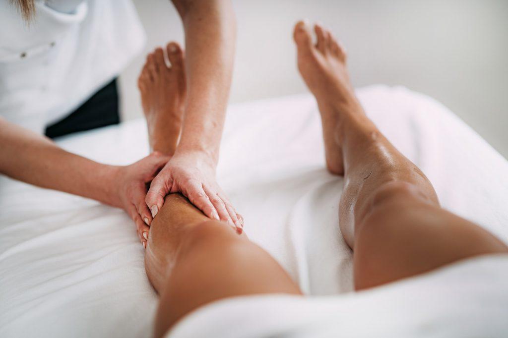 Legs Sports Massage Therapy